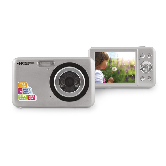 Hamilton™ Flash Digital Camera