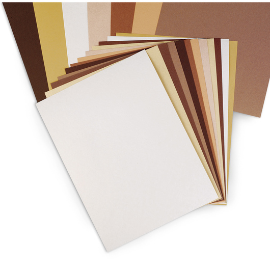 Pacon® Multicultural Construction Paper - Pkg. of 50 - 12 in. x 18 in.