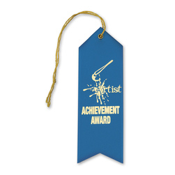 Artist Achievement Award Ribbon - Pack of 10