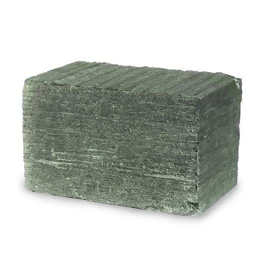 Deep Ocean Green Soapstone - Box of Four Pieces of 4-lb. Soapstone