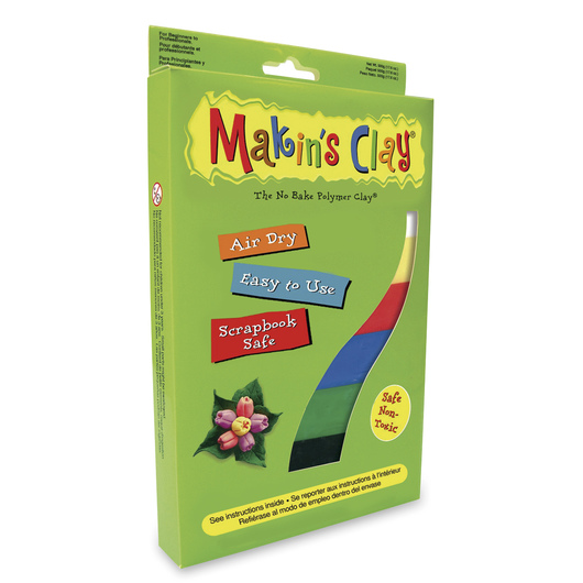 Makin's Clay® - The No Bake Polymer Clay® - 1-lb. Pack - Multicolor