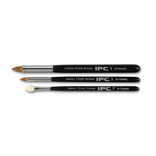 Dynasty® I.P.C. Brushes - Set of 3