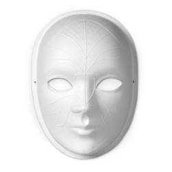 Pacon Paperboard Venice Mask