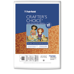 Crafters Choice Polyester Fiberfill