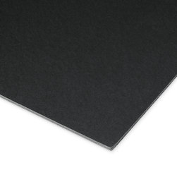 Flipside® Total Black Foam Board Sheets - 20 in. x 15 in.