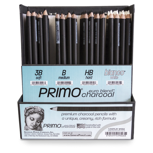 General's® Primo® Euro Blend™ Charcoal Assortment