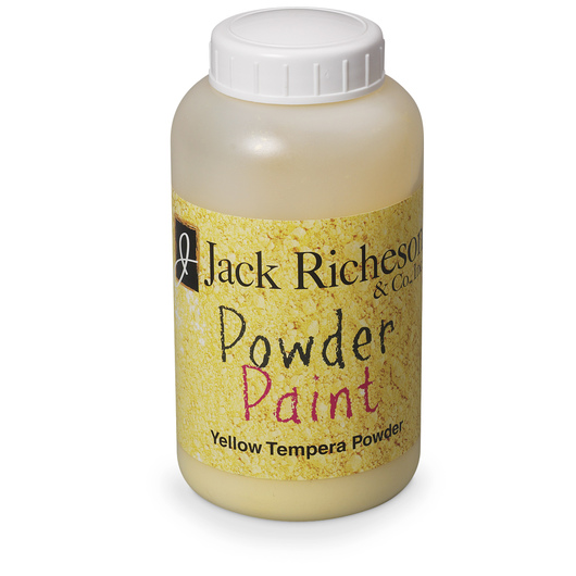 Jack Richeson® Powder Paint - 1 lb. - Yellow