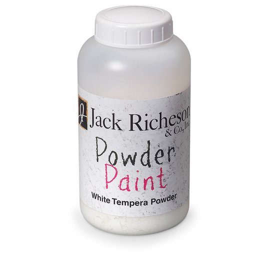 Jack Richeson® Powder Paint - 1 lb. - White