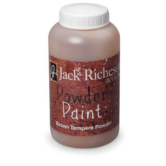Jack Richeson® Powder Paint - 1 lb. - Brown