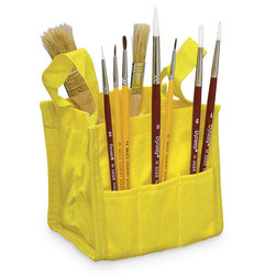 Collapsible Brush Bucket