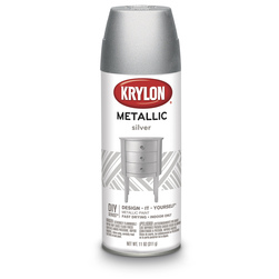 Krylon® Metallic Spray Paint - Brass