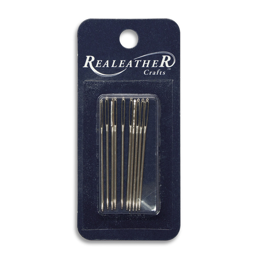 Realeather® Stitching Needles - Pkg. of 10