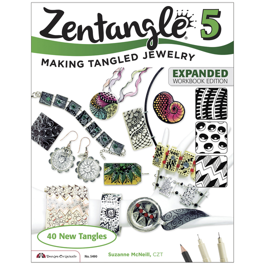 Zentangle® 5 Expanded Workbook Edition