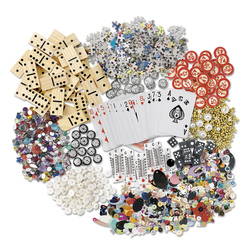 Collage Embellishment Value Pack