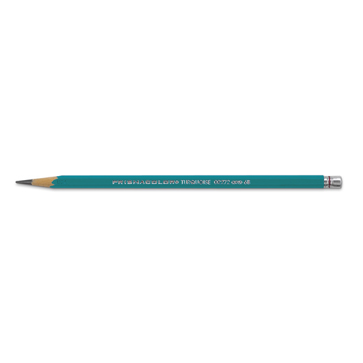 PRISMACOLOR® Turquoise® Graphite Pencils - 6B - Box of 12