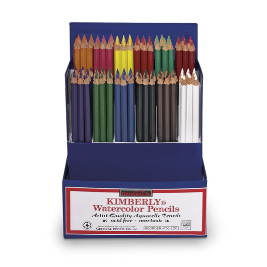 General's® Kimberly® Watercolor Pencils - Kit of 144