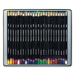Derwent Studio Professional Colored Pencils - Set of 24