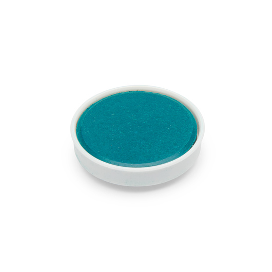 Opaque Watercolor Refills for Finetec Opaque Watercolor Set - Box of 6 - Sea Green