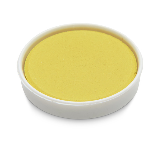 Opaque Watercolor Refills for Finetec Opaque Watercolor Set - Box of 6 - Lemon Yellow