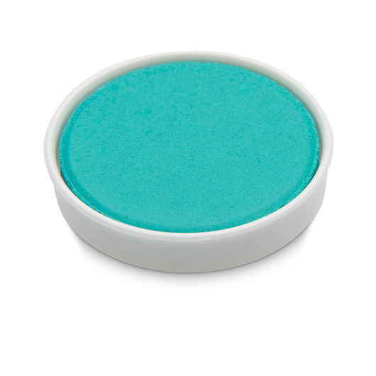 Opaque Watercolor Refills for Finetec Opaque Watercolor Set - Box of 6 - Turquoise Blue