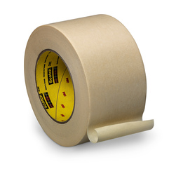 Scotch® High-Performance Masking Tape #232 - 60-yd. Roll - 3 in. Wide