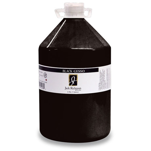 Jack Richeson® Gesso Gallon - Black