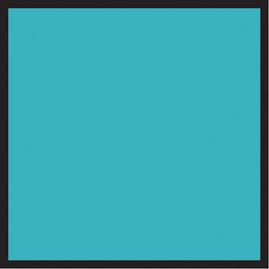 Tri-Art Primary Liquid Tempera - 500 mL Jar - Teal