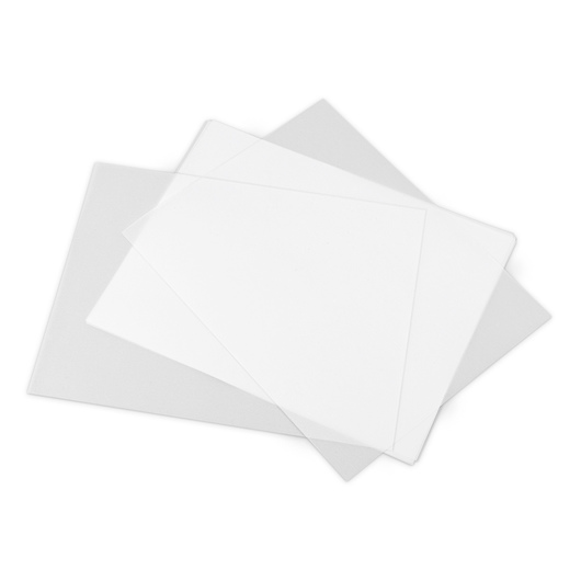 Grafix® Clear Inkjet Printable Vellum - Pkg. of 12