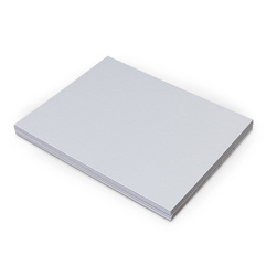 Fredrix Cut Edge Canvas Panels - Pack of 12 - White