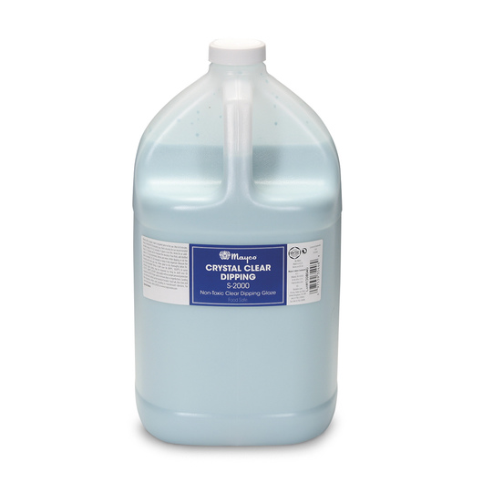 Mayco® Crystal Clear Dipping Glaze - Gallon