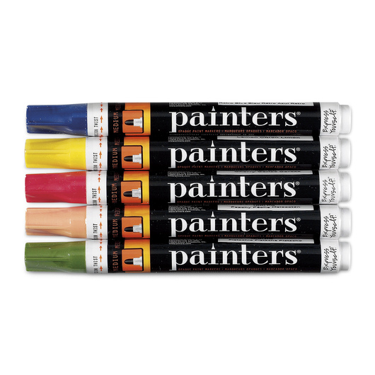 Elmer's® Painters® Medium-Tip Twist Again Paint Markers - Set of 5