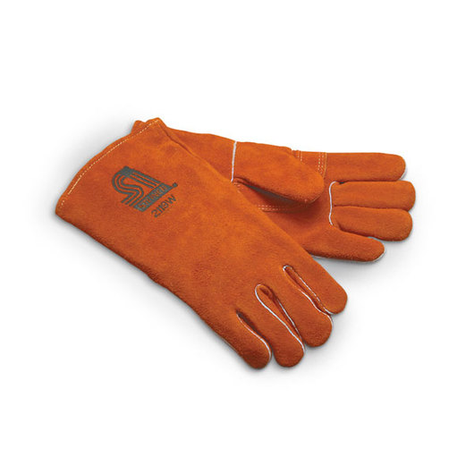 Small Leather Kiln Gloves
