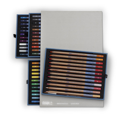 Bruynzeel-Sakura® Design® Colored Pencils - Set of 48