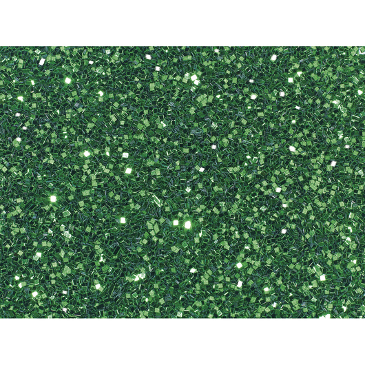 Glitter - 16-oz. Jar - Green