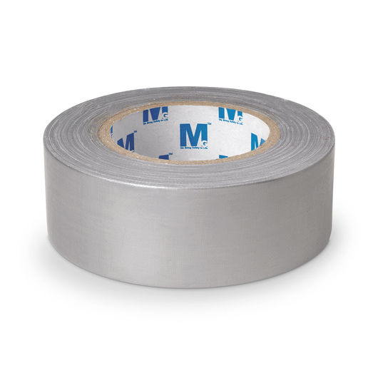Silver Duct Tape - 2 in. x 50-yd. Roll