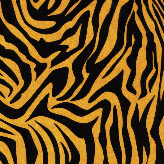 Designer Tissue Sheets - 20 in. x 30 in., Tiger