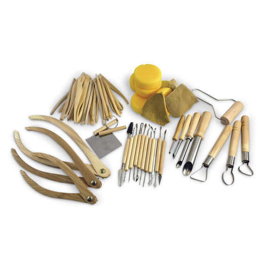 Royal Brush® Deluxe Pottery Tool Set