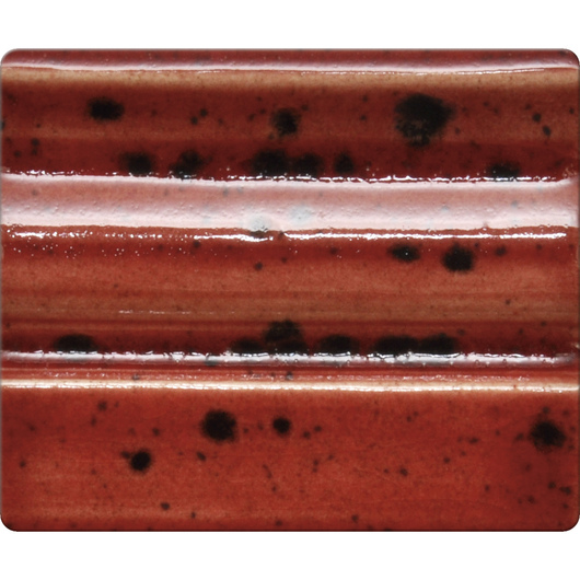 Spectrum® Low-Fire Stoneware Glaze - Strawberry - Pint Jar