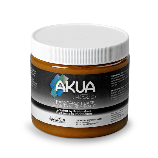 Speedball® Akua Intaglio™ Transparent Base Modifier - 16 oz.