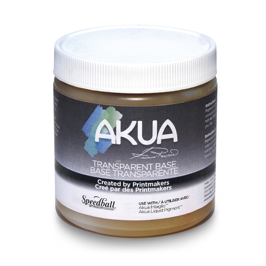 Speedball® Akua Intaglio™ Transparent Base Modifier - 8 oz.