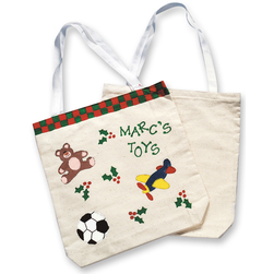 Canvas Tote Bags pkg of 12