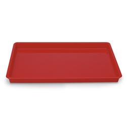 Creativitray™ Finger Paint Tray - Red