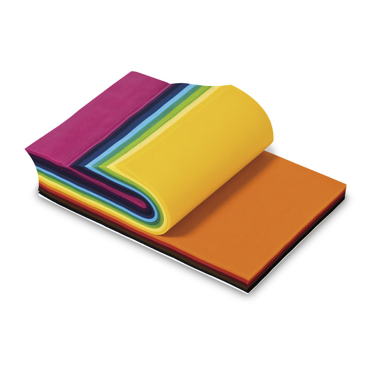 Smart-Fab® Assorted Fabric Sheets - 9 in. x 12 in. - Pkg. of 270