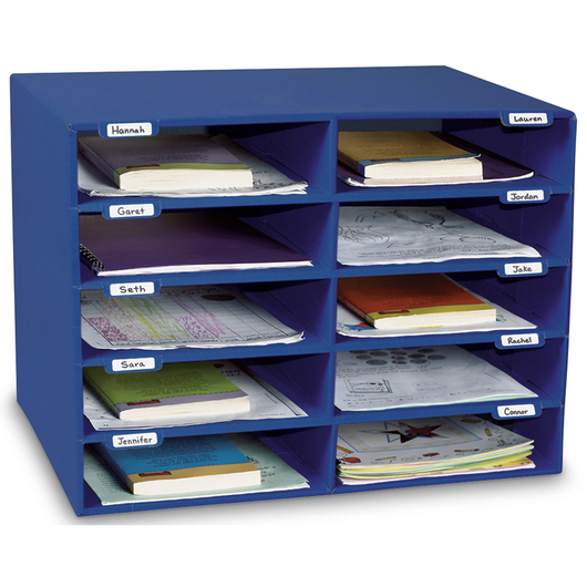 Pacon® Classroom Keepers® Mailbox - 10 Slots