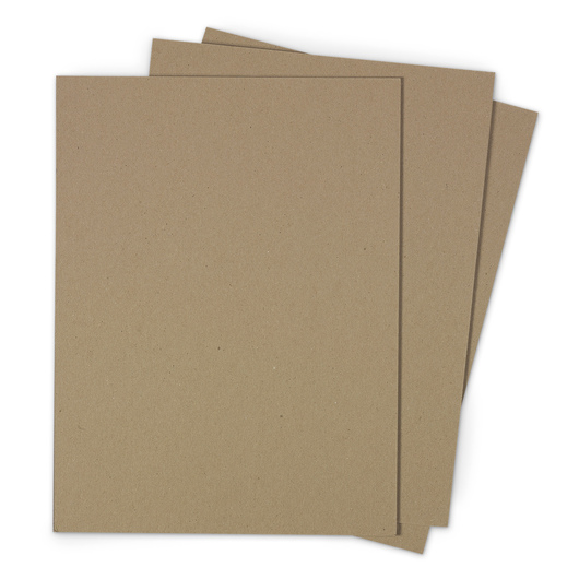 Crescent® No. 40C Chipboard School Pack - 40 - 9 in. x 12 in. Sheets