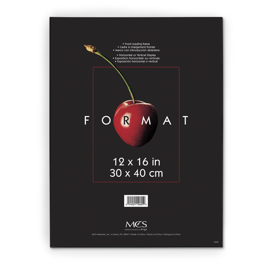 Black Format® Frame - 12 in. x 16 in.