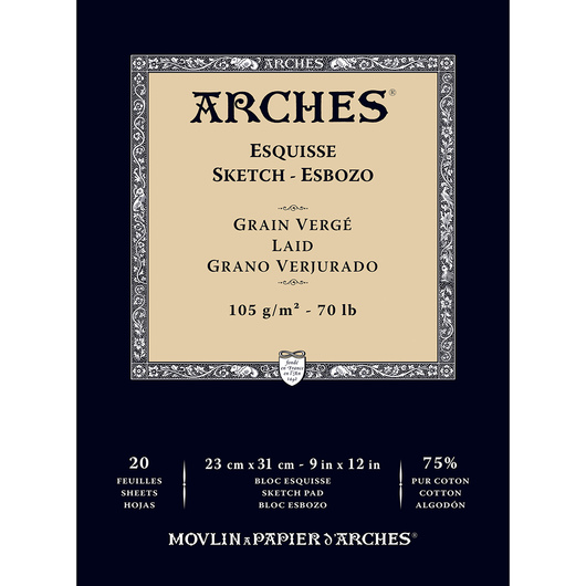 ARCHES® Drawing Pad - 9 in. x 12 in.