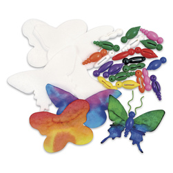Roylco® Butterfly Ornaments Craft Kit