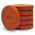 Jack Richeson® Mini Tempera Cakes - Set of 6 - Orange
