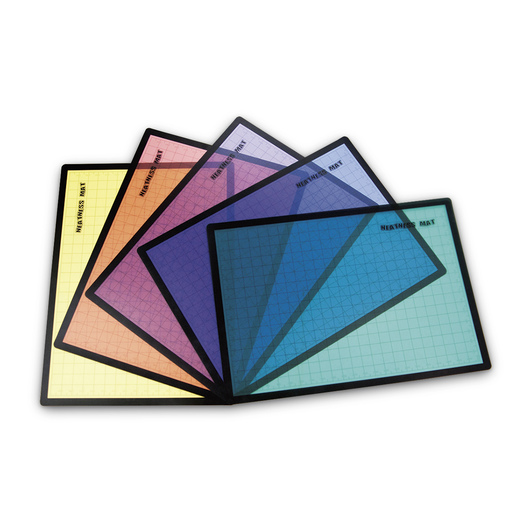 Jack Richeson® Neatness Mats - Set of 5 - 19-5/8 in. x 14-1/8 in.